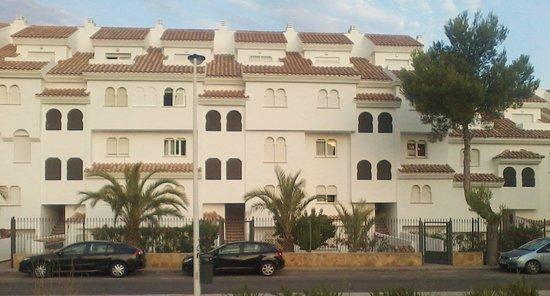 Complejo Al-Andalus: fachada exterior