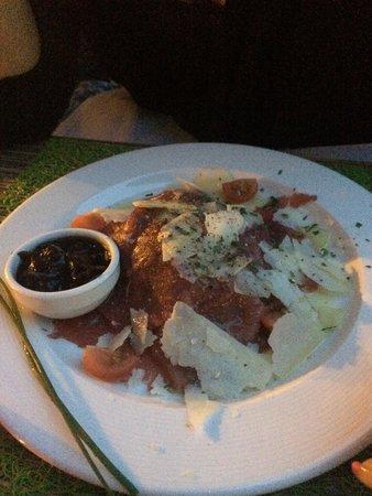 Osteria Balsamico : Carpaccio