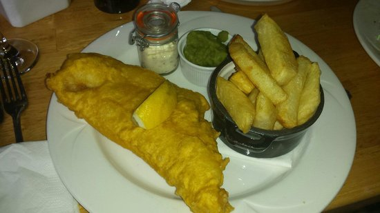 Kingfisher Bistro: This was delicous