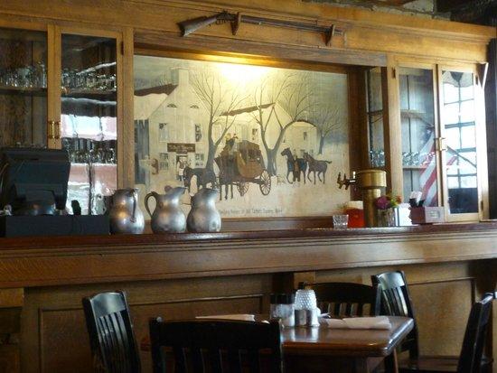 Old Talbott Tavern: Old tavern