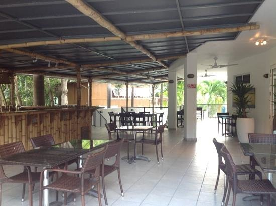 Casa Verde Hotel: breakfast area