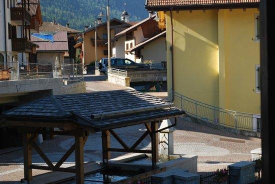 Bellavista Hotel: fontana pubblica