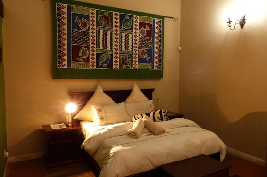 Chameleon Backpackers Hostel: The Lion room
