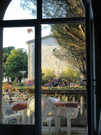 Manoir La Betoulle : To breakfast