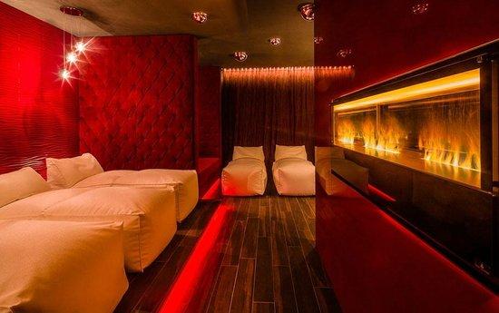 Hotel Schwarzenstein: Fire Room - Nuova SPA