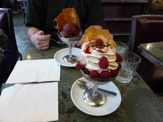 Berthillon: les glaces !