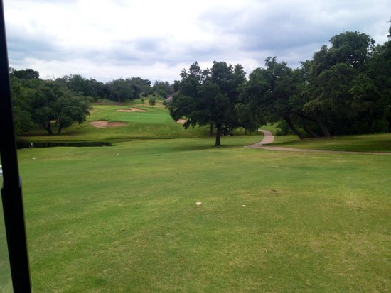 White Bluff Resort : Old course