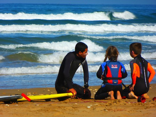 Dfrost Almugar Surf House Taghazout: conquering first day nerves...