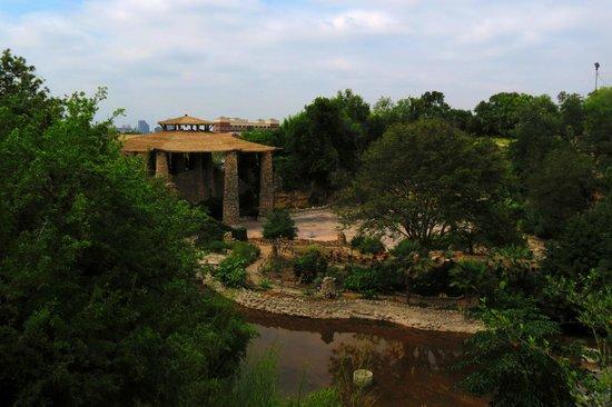 Japanese Tea Gardens: overview of the garden