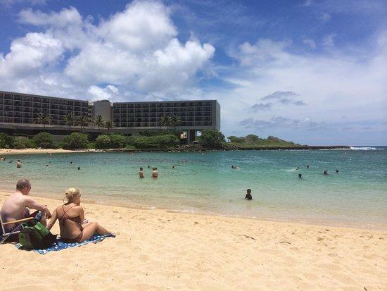 Turtle Bay Resort Beach Kuilima