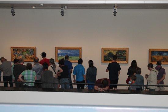 Van-Gogh-Museum: interior do museu
