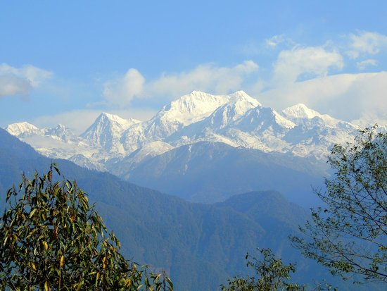 Aurora Sikkim: BIDDING GOODBYE TO THE MIGHTY KANCHENJUNGA