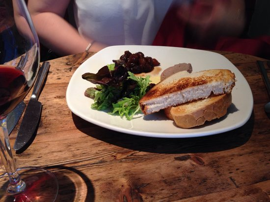 1709 the Brasserie: Cheese board