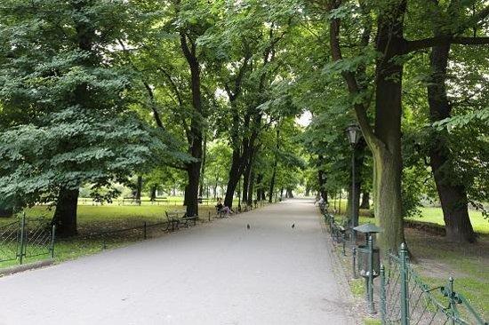 Planty Park : クラクフ緑地公園