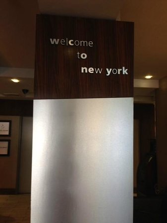 Hampton Inn Manhattan - Madison Square Garden Area : NYC, baby