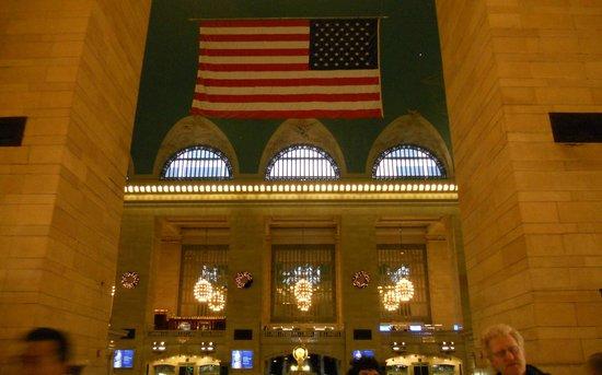 Grand Central Terminal: lindo