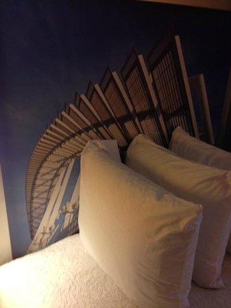 Hampton Inn Manhattan - Madison Square Garden Area : Bed