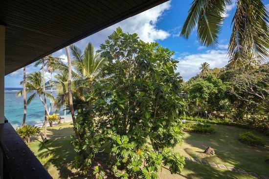 The Warwick Fiji: Ocean view room