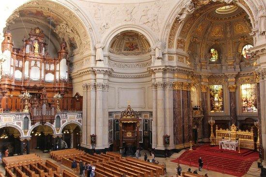Berlin Cathedral: Берлинский кафедральный собор