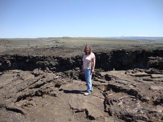 Diamond Craters Area