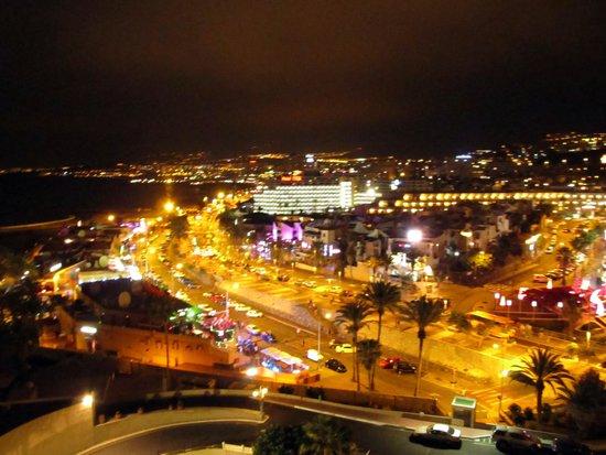 Sol Tenerife : Огни ночного города