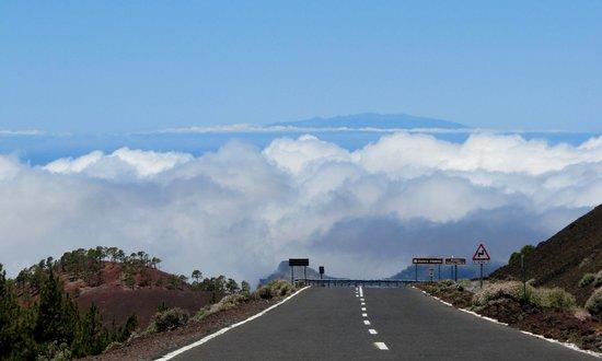 Sol Tenerife : Остановка по требованию) Проехать мимо такой красоты было невозможно!