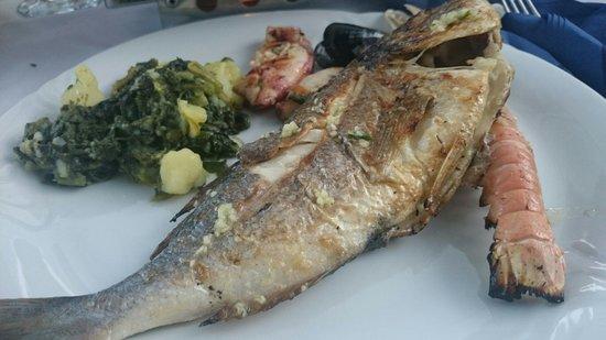 Konoba Toni : Ryba de Plata
