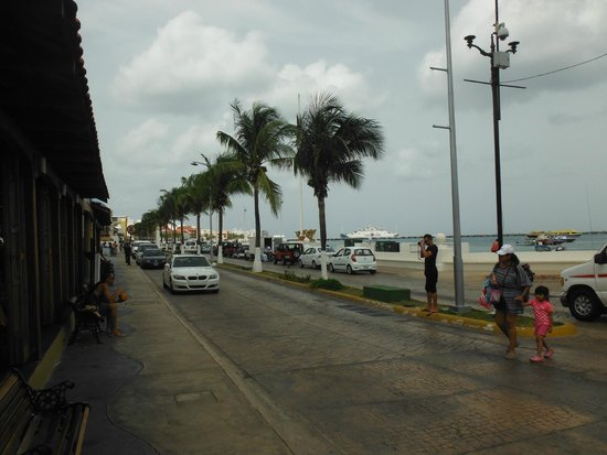 Cozumel Palace: Downtown