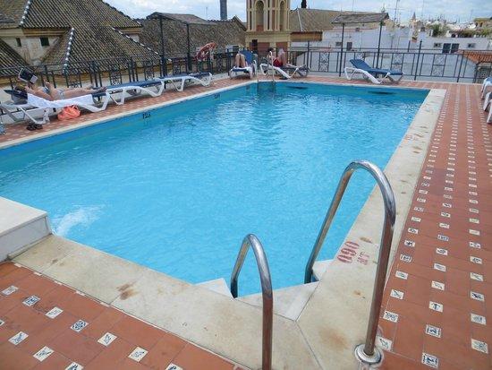 Hotel Fernando III: Pool