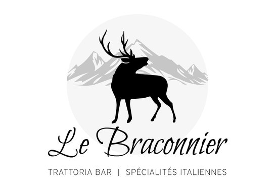 Rougemont, Switzerland: Trattoria Bar