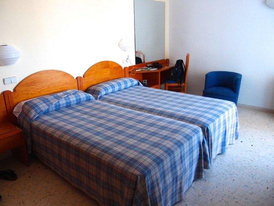 Inturotel Cala Esmeralda: Room 112
