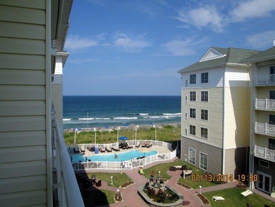 Hilton Garden Inn Outer Banks/Kitty Hawk: Nice view from room 403