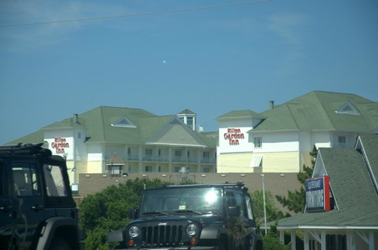 Hilton Garden Inn Outer Banks/Kitty Hawk: Great location