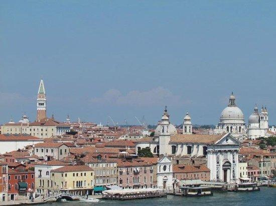 Hilton Molino Stucky Venice Hotel: What a view!