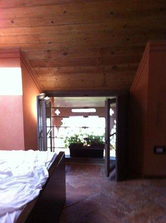 Bellavista Boutique Hotel: chambre 8 une vue