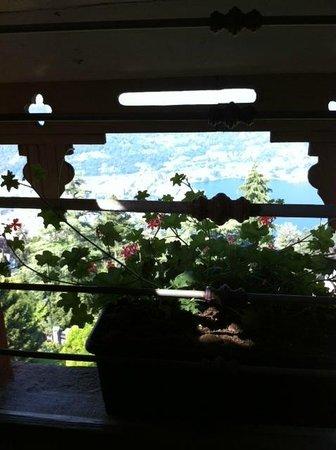 Bellavista Boutique Hotel: chambre 8 la fameuse vue
