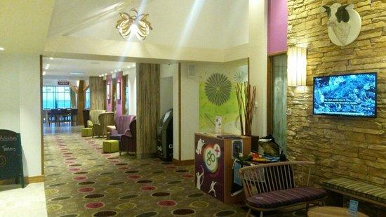 Piran Meadows Resort & Spa : Reception