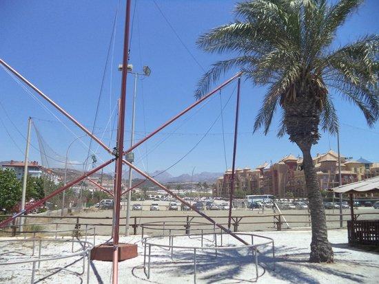 Iberostar Málaga Playa: Zona de juegos