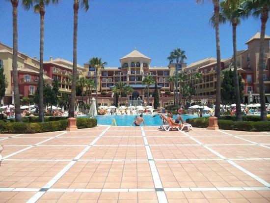 Iberostar Málaga Playa: Piscina