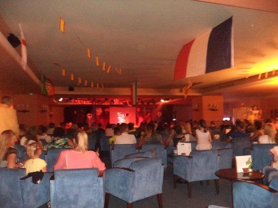 Iberostar Malaga Playa: Actuaciones