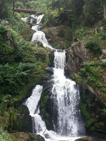 Triberger Waterfall: Triberg wasserfall