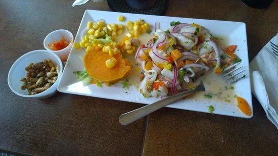 Ceviche Hut: Puerto Rican style ceviche