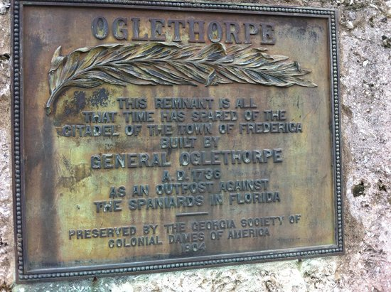 Fort Frederica National Monument: Fantastic
