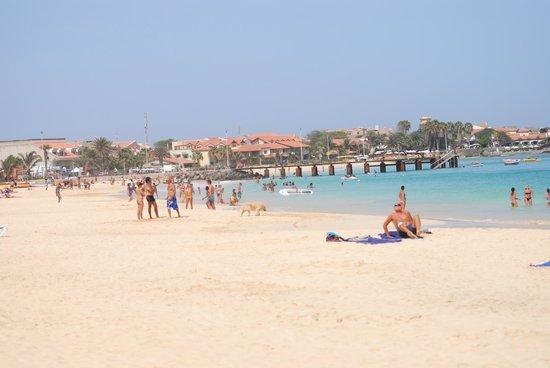 Hotel Oasis Salinas Sea: Praia do Melhor