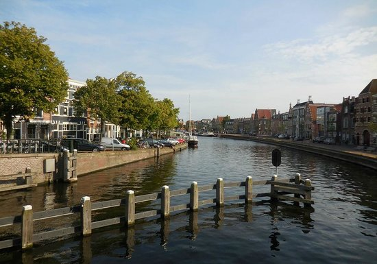 View #1 From Outside Seating of Spaarne 66, Haarlem