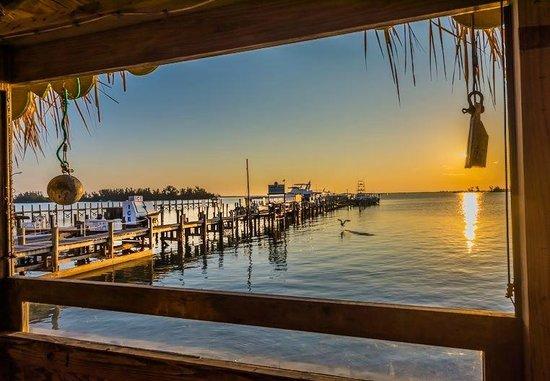 Capt Hiram's Resort: View of the Marina