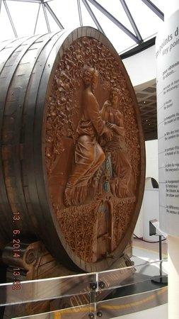 Mercier : the cask