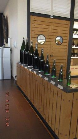 Mercier : the bottle sizing