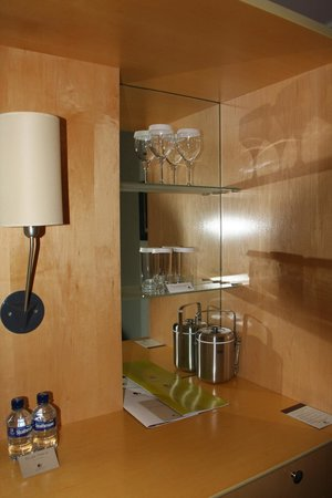 DoubleTree by Hilton London - Westminster : arredamento