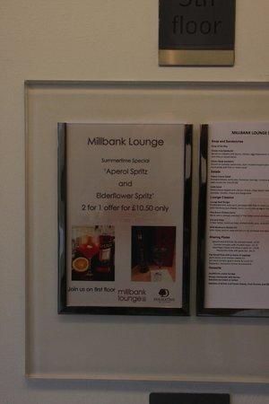 DoubleTree by Hilton London - Westminster : servizi